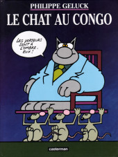 Le chat -5b2004- Le Chat au Congo