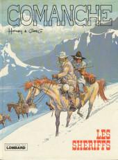 Comanche -8- Les shériffs