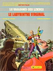 Le vagabond des Limbes -9a- Le labyrinthe virginal