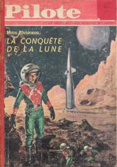 (Recueil) Pilote (Album du journal - Édition française cartonnée) -1- Reliure n°1