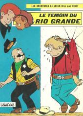 Chick Bill -2340- Le témoin du Rio Grande
