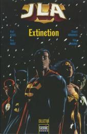 JLA (Semic Books) - Extinction