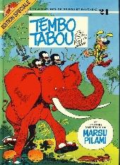 Spirou et Fantasio -24ES- Tembo Tabou
