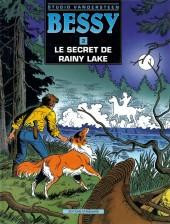 Bessy (Studio Vandersteen) -2- Le secret de Rainy Lake