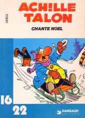 Achille Talon (16/22) -746a- Achille Talon chante Noël