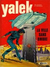 Yalek -6- La ville sans ombre