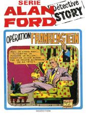 Alan Ford (Sagédition) -2- Opération Frankenstein
