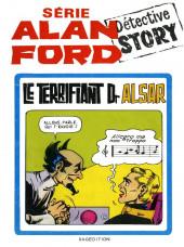 Alan Ford (Sagédition) -4- Terrifiant Dr Alsar