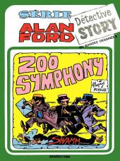Alan Ford (Sagédition) -10- Zoo symphony