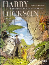 Harry Dickson (Nolane/Roman) -11- Le Semeur d'Angoisse