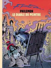 Philémon (Nouvelle édition) -15c- Le diable du peintre