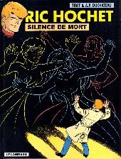 Ric Hochet -70- Silence de mort