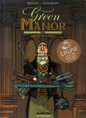 Green Manor -3- Fantaisies meurtrières