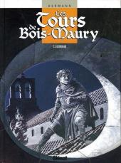 Les tours de Bois-Maury -3b1998- Germain