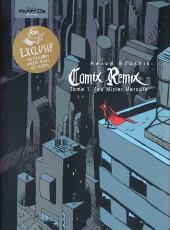 Comix Remix -1- Feu Mister Mercure