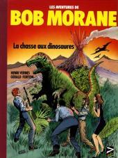 Bob Morane 9 (Divers) -109TL- La chasse aux dinosaures + La rivière des perles