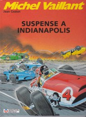 Michel Vaillant -11f1998- Suspense à Indianapolis