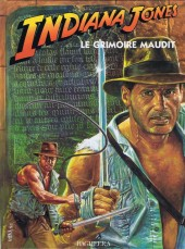 Indiana Jones -3- Le Grimoire maudit