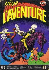 Vive l'Aventure (Pif) -2- Vive l'aventure N°2