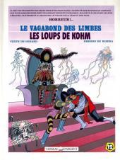 Le vagabond des Limbes -12b1991- Les loups de Kohm