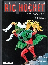 Ric Hochet (Intégrale) -8- Tome 8
