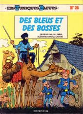 Les tuniques Bleues -25- Des bleus et des bosses