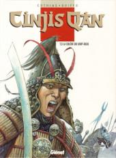 Cinjis Qan -3- La colère du loup-bleu