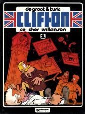 Clifton -1'- Ce cher Wilkinson