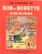 Bob et Bobette -14- Le roi du cirque