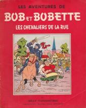 Bob et Bobette -18- Les chevaliers de la rue