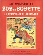 Bob et Bobette -4- Le dompteur de taureaux