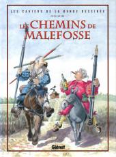 (DOC) Les Cahiers de la Bande Dessinée  -2- Les Chemins de Malefosse