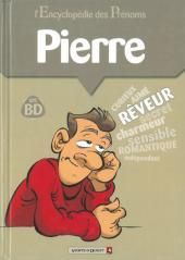 L'encyclopédie des Prénoms en BD -1- Pierre