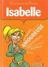 L'encyclopédie des Prénoms en BD -4- Isabelle