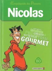 L'encyclopédie des Prénoms en BD -6- Nicolas