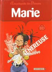 L'encyclopédie des Prénoms en BD -9- Marie