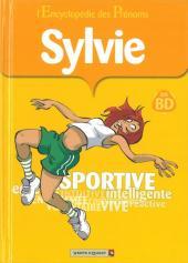 L'encyclopédie des Prénoms en BD -10- Sylvie