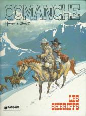 Comanche -8'- Les shériffs