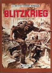 La seconde guerre mondiale - Histoire B.D. / Bande mauve -1b- Blitzkrieg