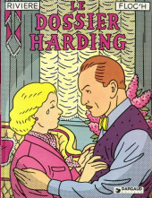 Albany & Sturgess -2- Le dossier Harding