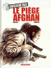Insiders -4- Le piège afghan