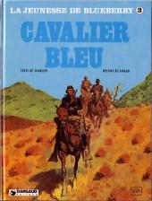 Blueberry (La Jeunesse de) -3a1981- Cavalier bleu