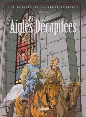 (DOC) Les Cahiers de la Bande Dessinée  -5- Les Aigles Décapitées
