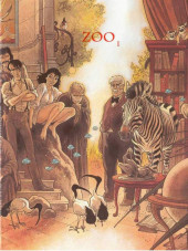 Zoo -1TL- Tome 1