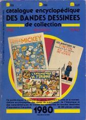 (DOC) BDM -2bis- Catalogue encyclopédique des bandes dessinées de collection 1980