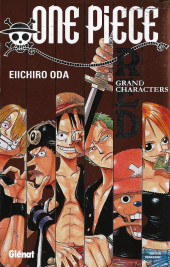 One Piece -HS01- Red - Grand Characters