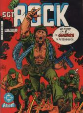 Sgt. Rock -8- Ecrits en lettres de feu