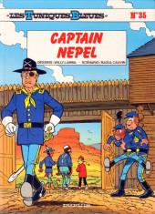 Les tuniques Bleues -35- Captain Nepel