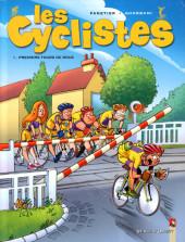 Les cyclistes -1- Premiers tours de roue