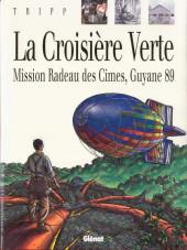 La croisière verte - La Croisière Verte - Mission Radeau des Cimes, Guyane 89